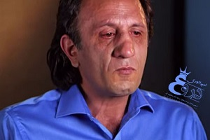 مجری ممنوع التصویر خواستار بازگشت به ایران شد