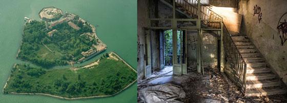 آشنایی با ترسناک ترین جزایر جهان