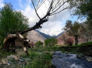 آشنایی با باغرود مرکز گردشگری طبیعی در نیشابور