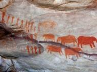 تصاویر زیباترین غارهای جهان با هنرنمایی انسان های اولیه