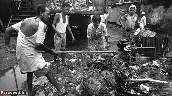 کار در جهنم واقعی در هند