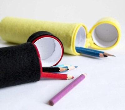 آموزش ساخت جامدادی بازیافتی ویژه دانش آموزان