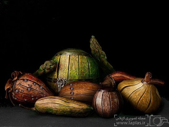 تصاویر دستکاری شده با فوتوشاپ بسیار خلاقانه