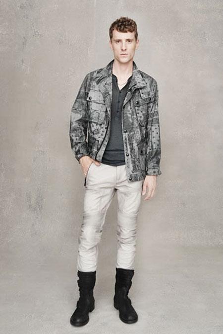مدل لباس پاییز و زمستانی مردانه برند Belstaff
