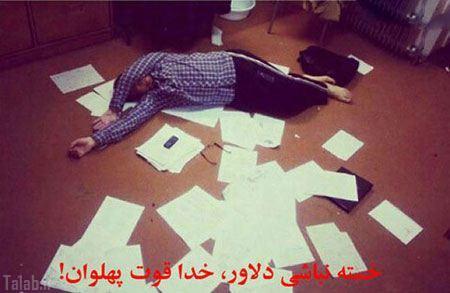 زندگی دانشجویی یعنی این