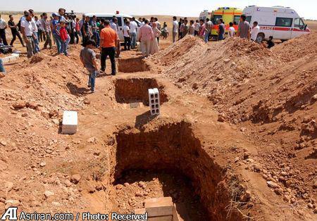 رسانه ای شدن تشییع جنازه کودک سه ساله کرد سوریه ای