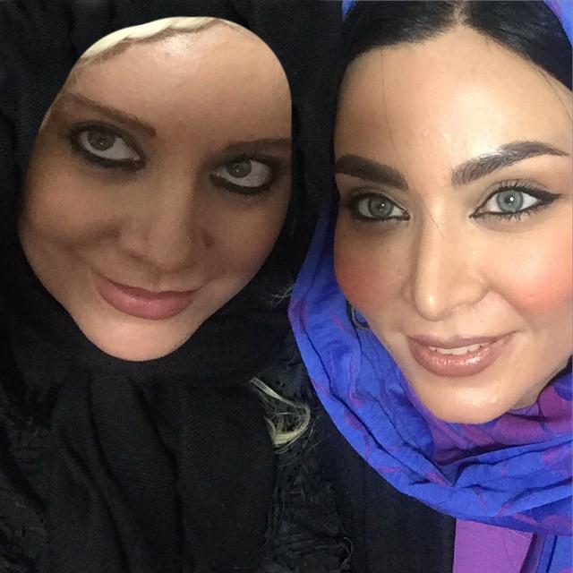 چهره های معروف در اینستاگرام سری مهر 94