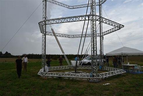 پرینتر 3D غول پیکر 12 متری
