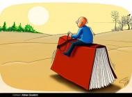 کاریکاتور های ویژه کتاب و کتاب خوانی