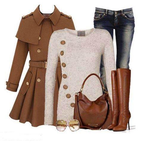 راهنمای مفید لباس پوشیدن در فصل پاییز!