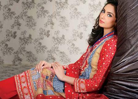 مدل لباس های مجلسی پاکستانی 2015
