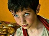 عکس های زیبا از کودکانی با چشمان کهکشانی