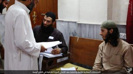 وقتی داعشی ها هم امتحان نهایی میدن