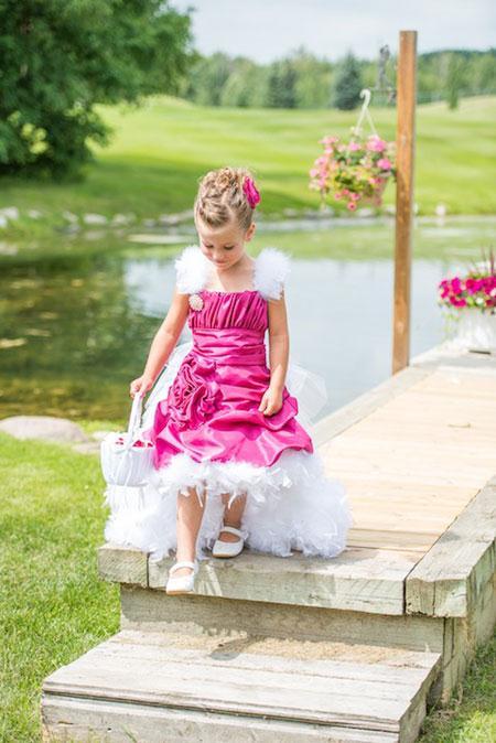 مدل لباس های مجلسی فوق العاده زیبا برای دختر بچه ها