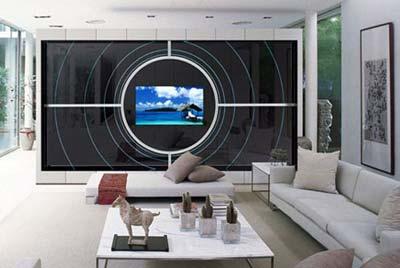 جدیدترین مدل طرح های میز LCD و LED