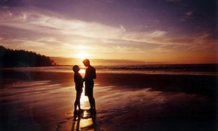 تصاویر عاشقانه دو نفره