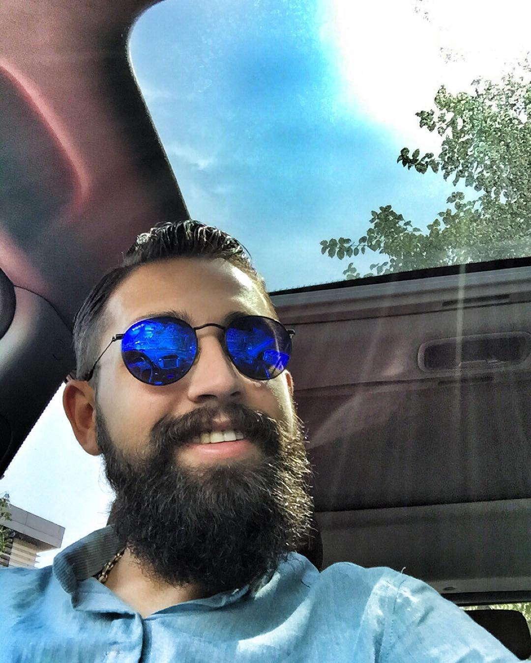 تصاویر متفاوت از چهره های مشهور در شبکه های اجتماعی سری شهریور