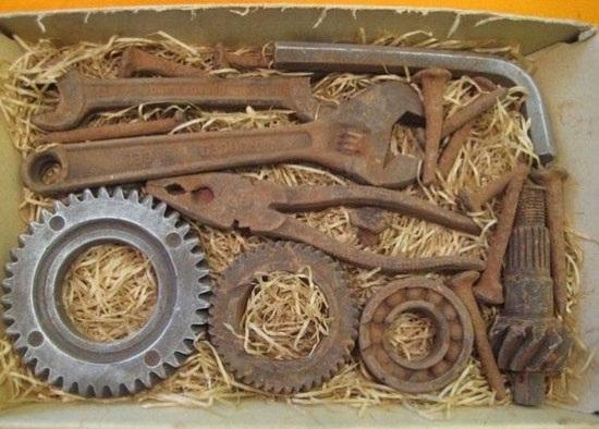 تولید شکلات های جدید به شکل ابزار آلات در ایتالیا