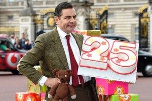 تصاویر جشن تولد 25 سالگی مستربین