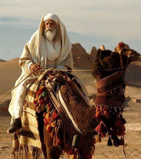 مصاحیه خواندنی با بازیگر نقش عبدالمطلب