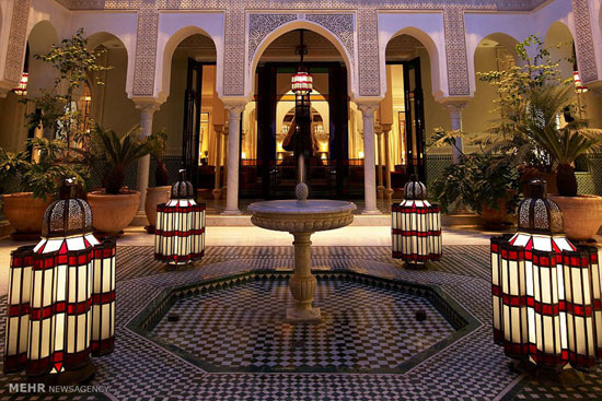 دکوراسیون زیباترین هتل های جهان