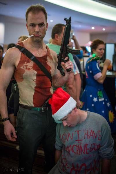 فستیوال لباسهای عجیب و غریب Dragon Con در امریکا