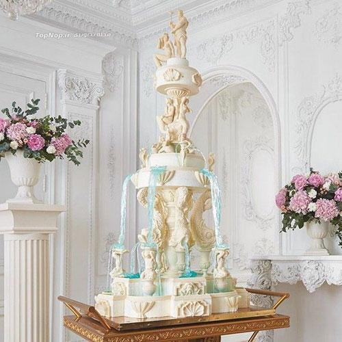 این قناد روس با کیک هایش همه را شگفت زده کرده
