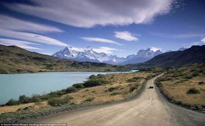 تصاویر رویایی ترین جاده های جهان