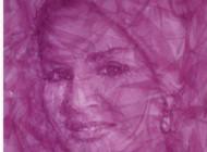 عکس های خلاقانه از نقاشی با اتو روی ابریشم