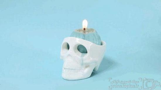 جا شمعی هایی که به حال شمع گریه میکنند