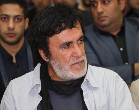 حبیب و آرمین 2afm در مراسم ختم علی طباطبایی
