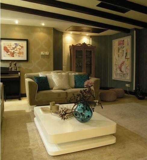 دکوراسیون فوق العاده خانه لیلا حاتمی و علی مصفا