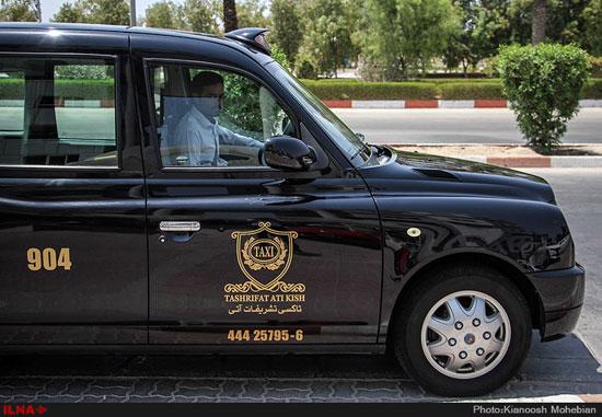 تصاویر تاکسی لندن در ایران