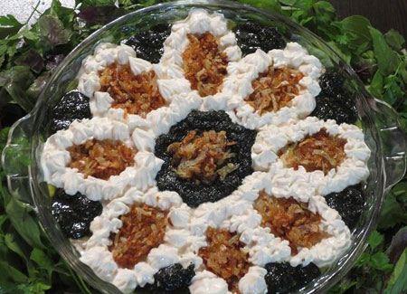 تزئینات بسیار زیبا برای انواع آش و حلیم ویژه محرم
