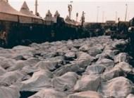 اجساد حادثه منا به علت فاسد شدن در گورهای دسته جمعی دفن شدند