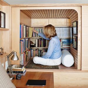 فضای مطالعه را در خانه چگونه طراحی کنیم