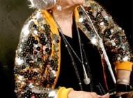 عشق پیری به کله این پیر زن دی جی زده