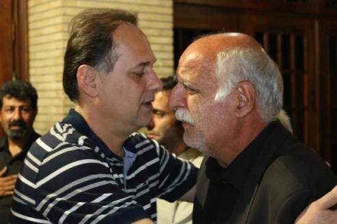 کریم قربانی بازیگر سرشناس سینمای ایران از اعضای بدن پسرش گذشت