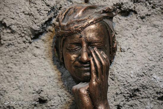 تصاویر و آشنایی با غار موزه وزیری در لواسان