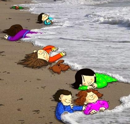 واکنش زیبای بهرام رادان به جنجال مرگ کودکان سوری
