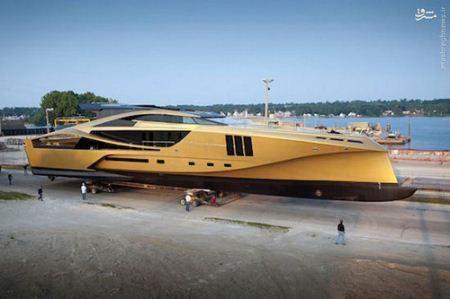 آشنایی با قایق های تفریحی مدرن و لوکس دنیا