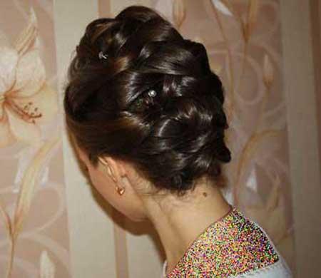 شیک ترین مدلهای موی شینیون + تصاویر