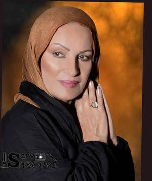 بازیگر زن ایرانی از شدت بیکاری بینی اش را عمل کرد + عکس