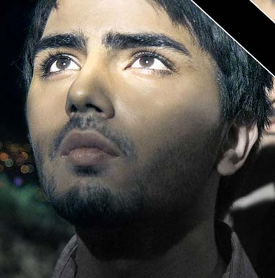عکسی دیده نشده از مزار مرحوم علی طباطبایی