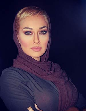 مصاحبه جدید صدف طاهریان بعد از کشف حجاب + عکس