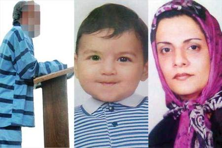 مرد هندی خواهر و خواهرزاده اش را در ایران کشت   عکس