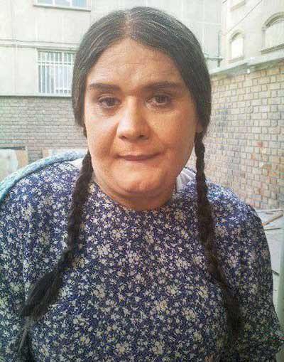 مادر سینمای ایران هم کشف حجاب کرد + عکس