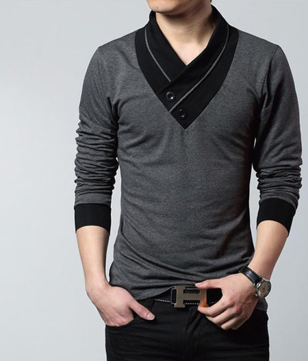 شیک ترین مدل لباس های بافت مردانه برای زمستان 2019