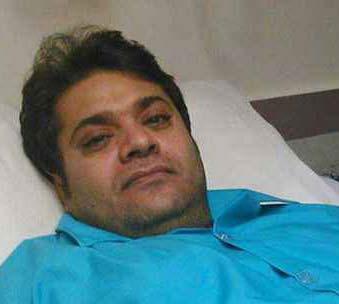 خواننده پاپ ایرانی در بیمارستان بستری شد