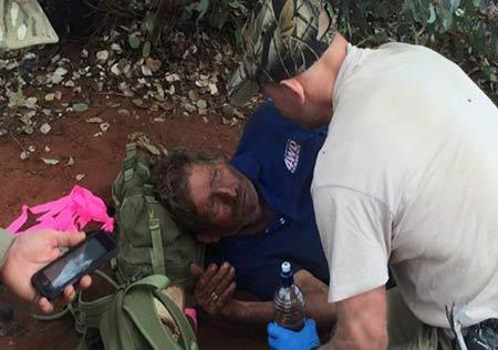 پیرمردی که با خوردن مورچه از مرگ نجات یافت ! + تصاویر